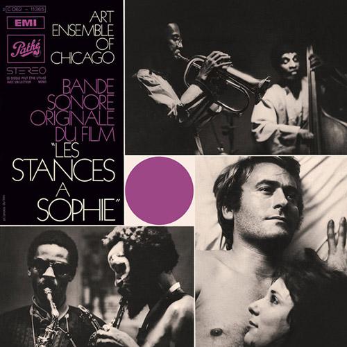 art ensemble of chicago - Les Stances À Sophie (Lp)