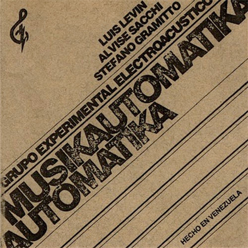 MUSIKAUTOMATIKA (LP)