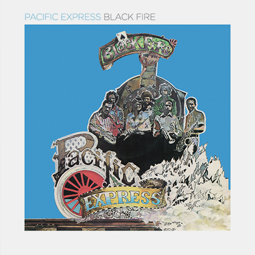 pacific express - Black Fire