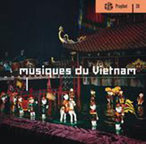 Musiques du Vietnam