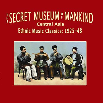 various - The Secret Museum of Mankind: Central Asia
