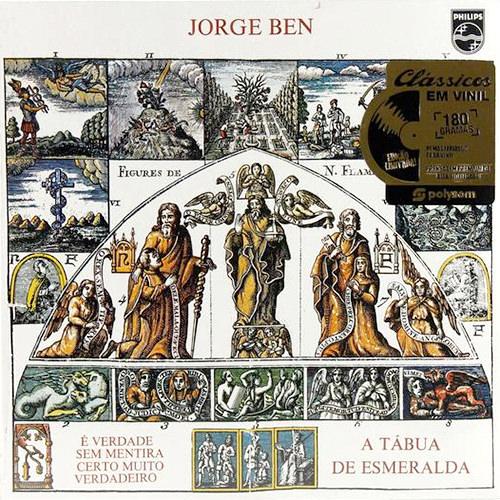 A TáBUA DE ESMERALDA (LP)