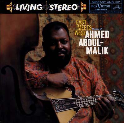 ahmed abdul-malik - East Meets West