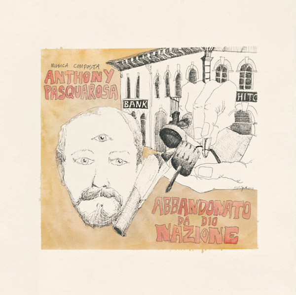 ABBANDONATO DA DIO NAZIONE (LP)