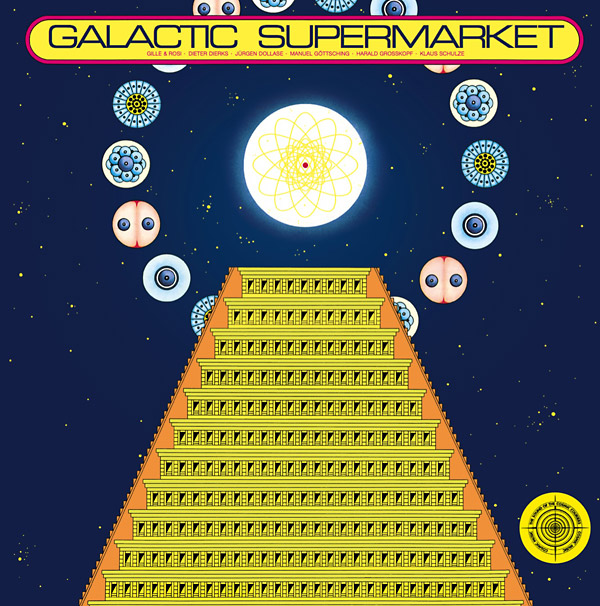 cosmic jokers - Galactic Supermarket