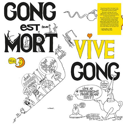 gong - Gong Gong est Mort, Vive Gong (2Lp)