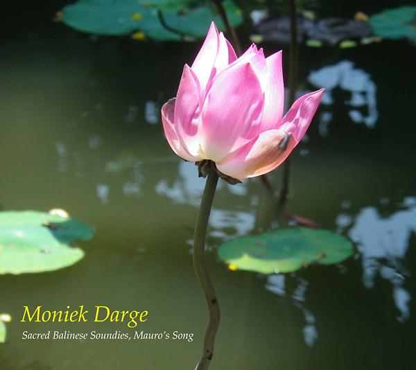 moniek darge - Sacred Balinese Soundies, Mauro's Song