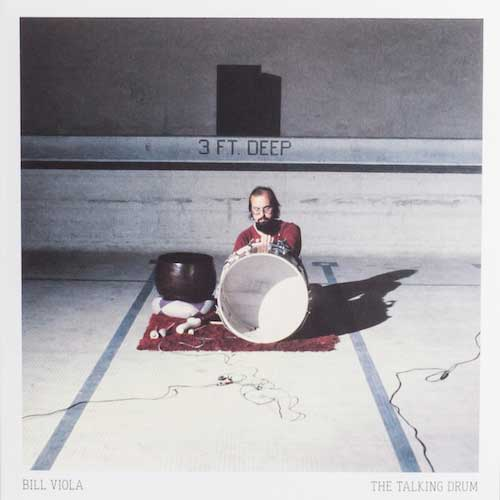 bill viola - The Talking Drum (Lp)