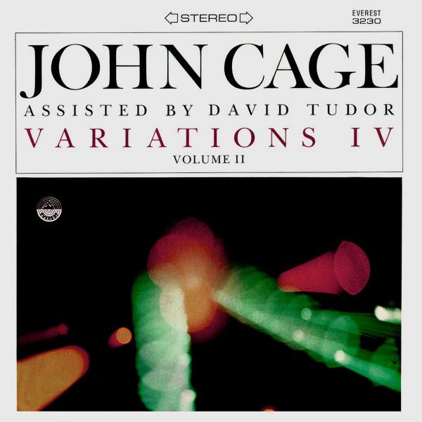 VARIATIONS IV VOL.II (LP)