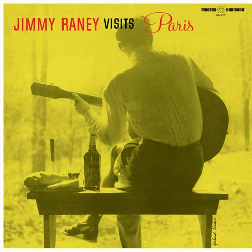 Jimmy Raney Visits Paris