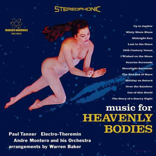 Music For Heavenly Bodies