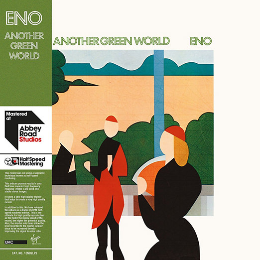 brian eno - Another Green World (2Lp edition)