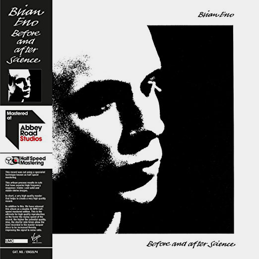 brian eno - Before And After Science (2Lp)