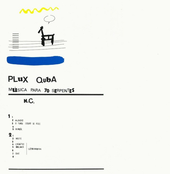 nuno canavarro - Plux Quba (Lp)