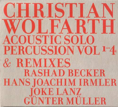 ACOUSTIC SOLO PERCUSSION 1-4 & REMIXES