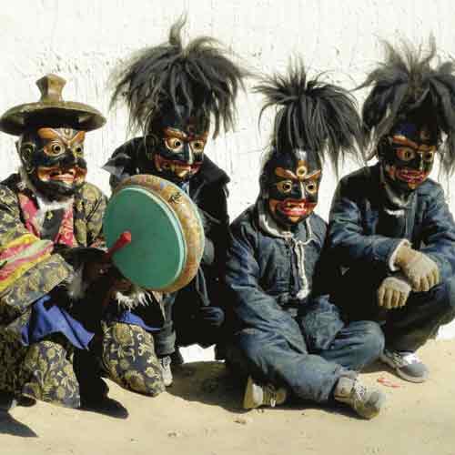 Tibetan Buddhism Trip (Lp)