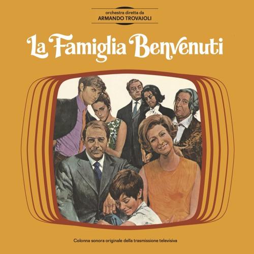 i marc 4 - cantori moderni di alessandroni - armando trovajoli - La Famiglia Benvenuti (Lp)