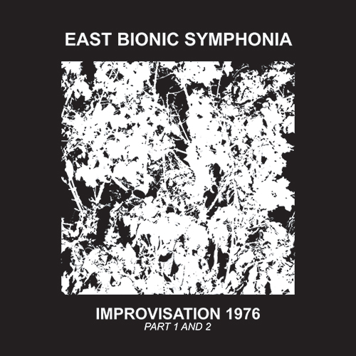 IMPROVISATION - PART 1 & 2 (LP) + PART 3 (LP ONE-SIDED)