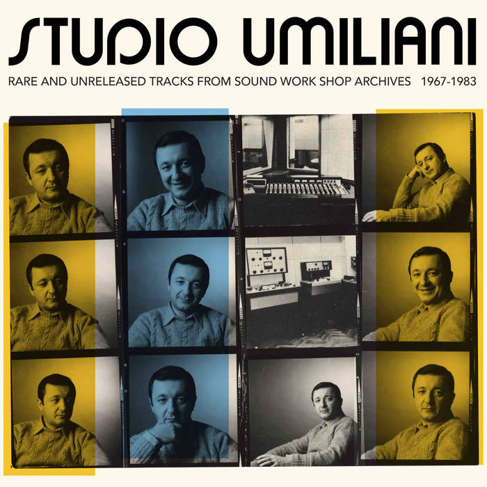 STUDIO UMILIANI (2LP + CD BONUS)