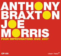 anthony braxton - Four Improvisations (Duo) 2007