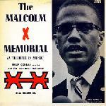 THE MALCOLM X MEMORIAL