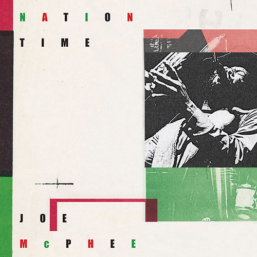 joe mcphee - Nation Time: The Complete Recordings 1969-70 (4Cd Box)