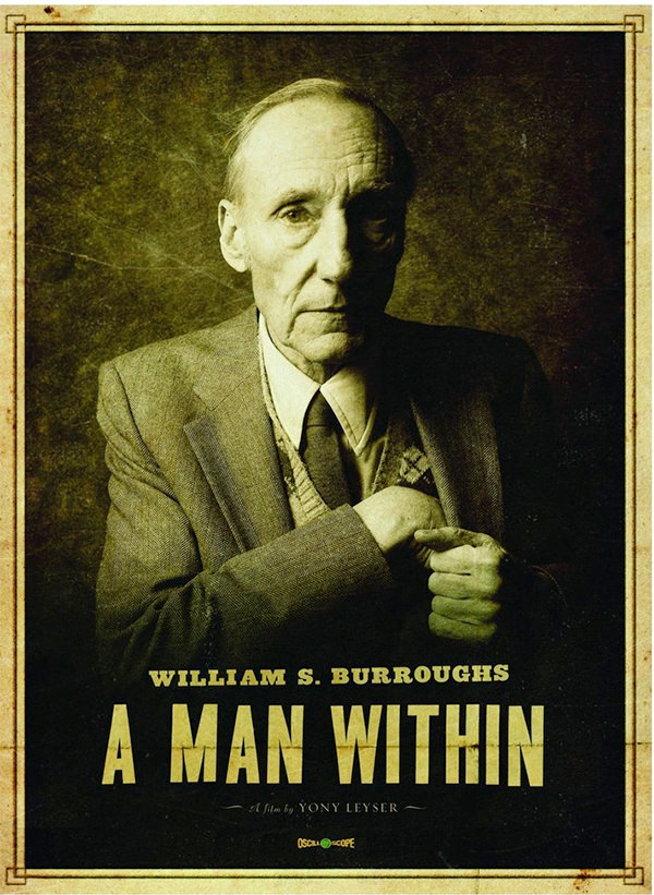 william burroughs - A Man Within