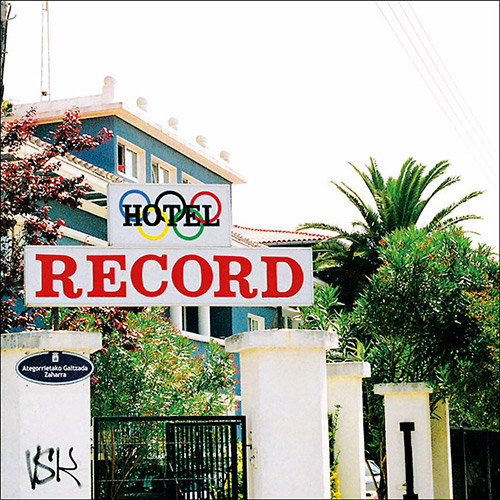 HOTEL RECORD (2LP)