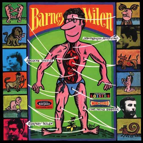 barney wilen - Zodiac (Lp)