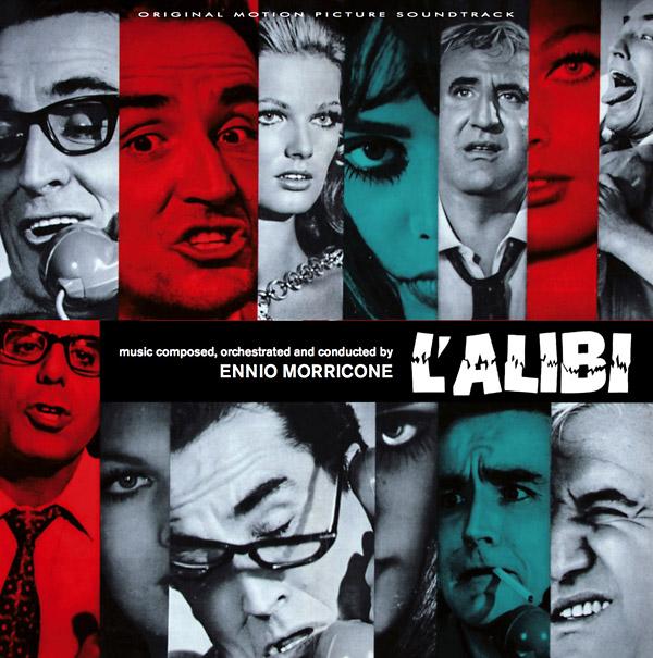 L'ALIBI (LP)