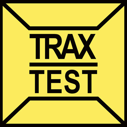 various - Trax Test (2Lp)