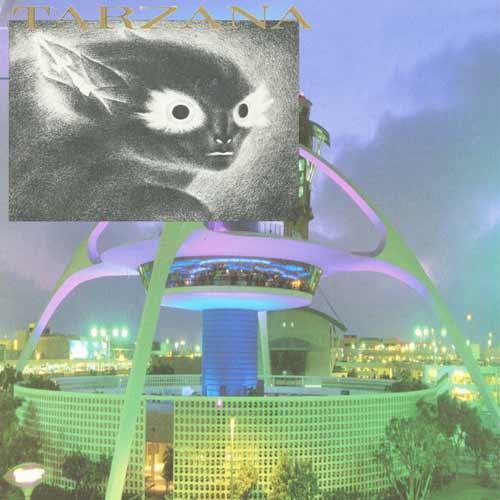 tarzana - Alien Wildlife Estate (Lp)