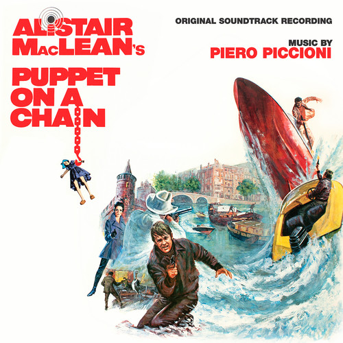 piero piccioni - Puppet On A Chain