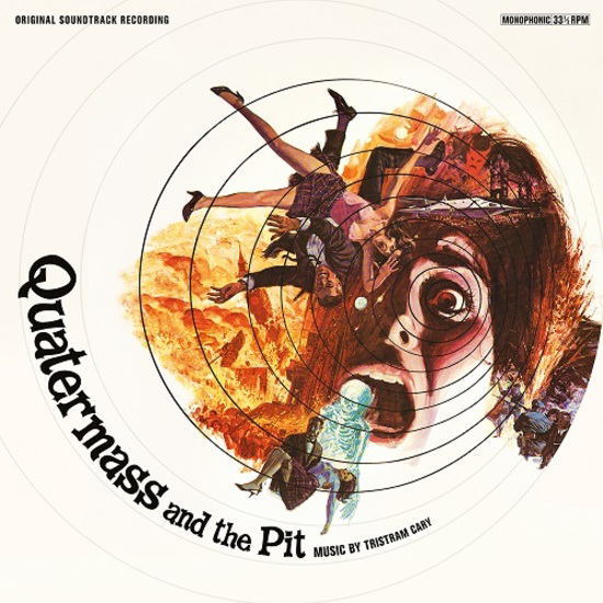 tristram cary - Quatermass and the Pit (Lp)