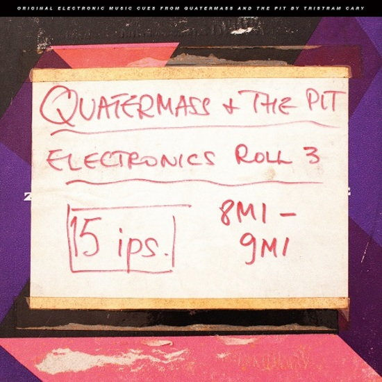 QUATERMASS AND THE PIT - ELECTRONIC MUSIC CUES (10