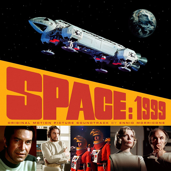 ennio morricone - Space 1999 (2Lp)