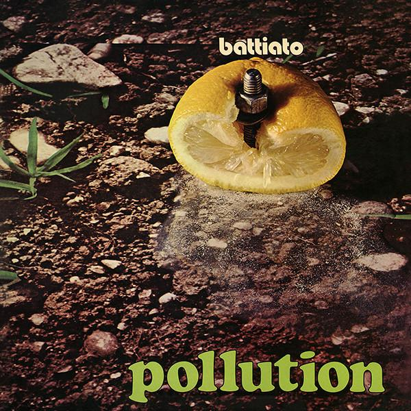 franco battiato - Pollution (Lp)