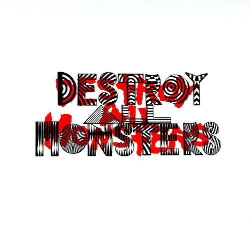 destroy all monsters - Hot Box 1974-1994 (3Lp box)