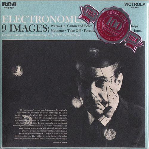 john pfeiffer - Electronomusic, 9 Images