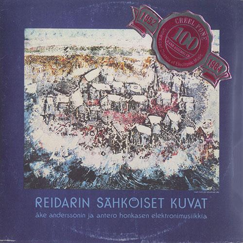 REIDARIN SäHKöISET KUVAT, ODE TO MARILYN (2CD)
