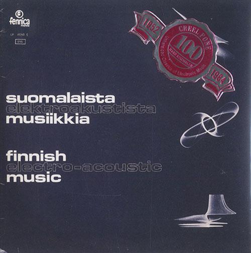 various - Suomalaista Elektroakustista Musiikkia