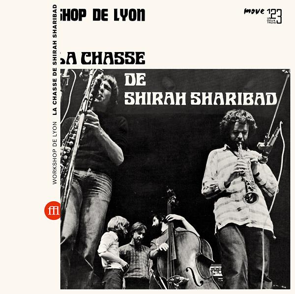 LA CHASSE DE SHIRAH SHARIBAD (LP)