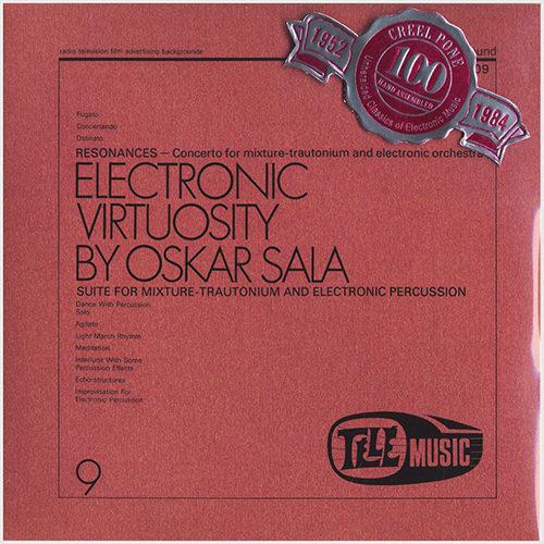 oskar sala - Electronic Virtuosity