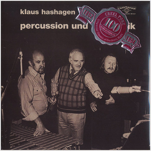 PERCUSSION UND ELEKTRONIK