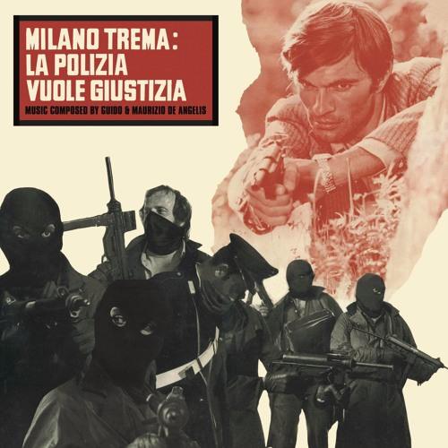 MILANO TREMA - LA POLIZIA VUOLE GIUSTIZIA (LP)