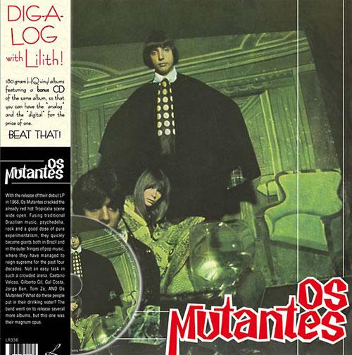 OS MUTANTES (LP+CD)