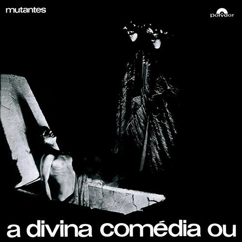 A DIVINA COMéDIA OU ANDO MEIO DESLIGADO (LP)