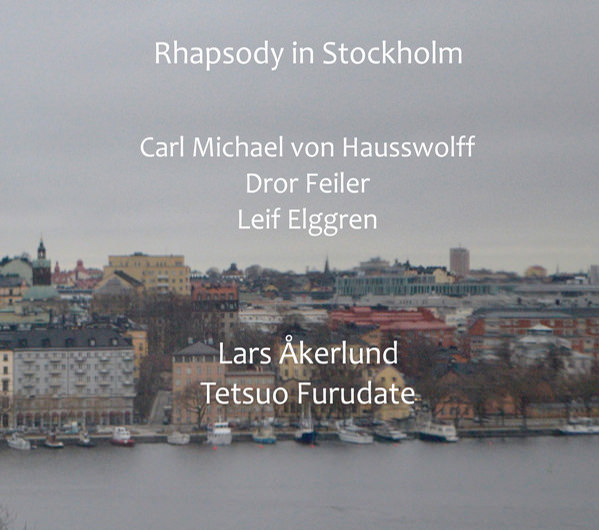 Rhapsody in Stockholm (Cd)