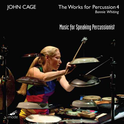 MUSIC FOR SPEAKING PERCUSSIONIST