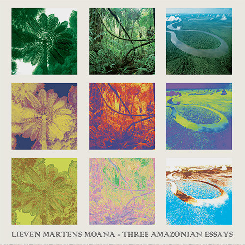 Three Amazonian Essays (Lp)